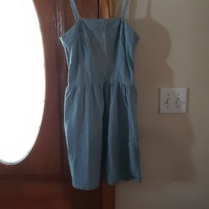 Jean Style Dress Size 8